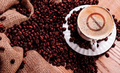 arrêter de boire du café