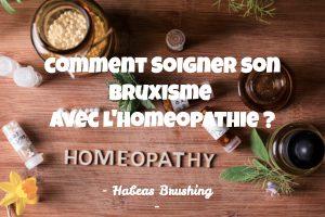 comment soigner son bruxisme par l'homéopathie